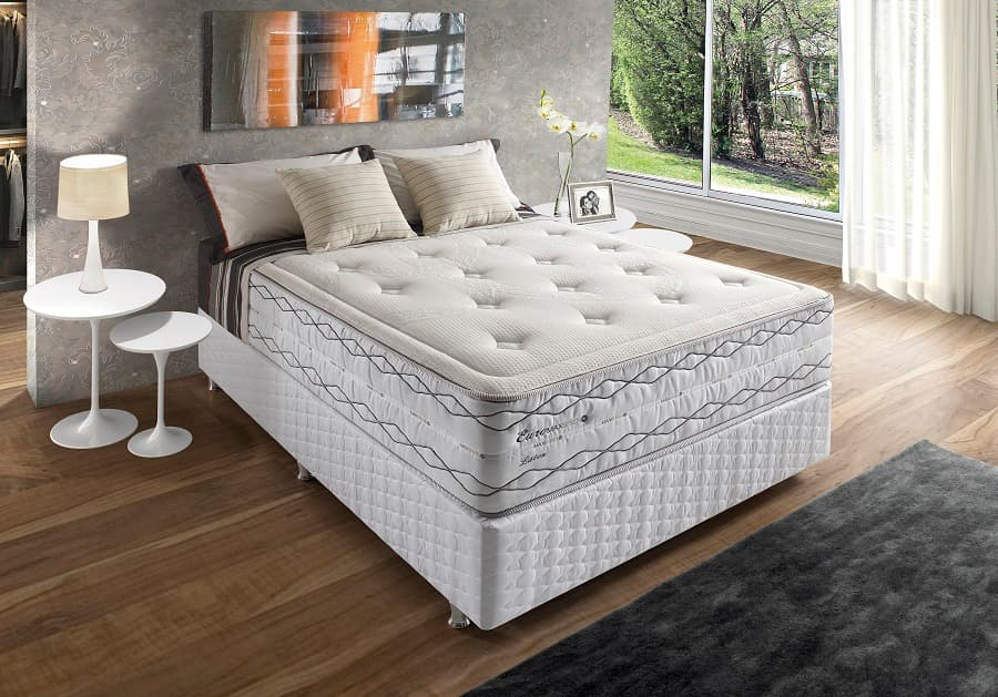 Cama Box Queen Herval Euro